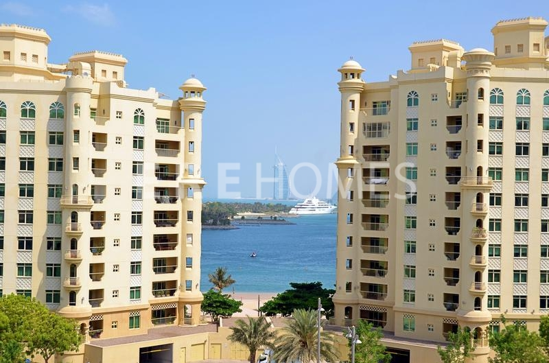 Another Great 3 Bedroom Plus Maid Type A Available For Rent On The Shoreliine Of Palm Jumeirah Vacant Now Er R 10603