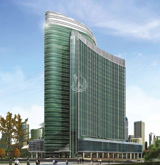 Brand New Office Space for Sale in Binary Tower