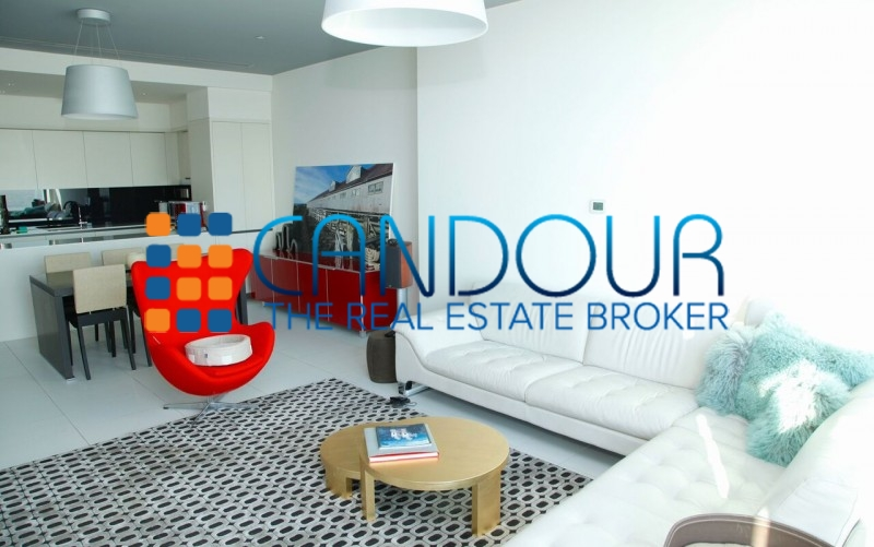 Fully Furnished 2 Br Apartment In Index Tower Difc