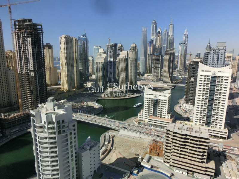 Serviced Apartment In The Address Marina