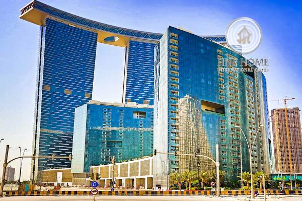 Apartment In Gate Tower3, Al Reem Island (Re_1019)