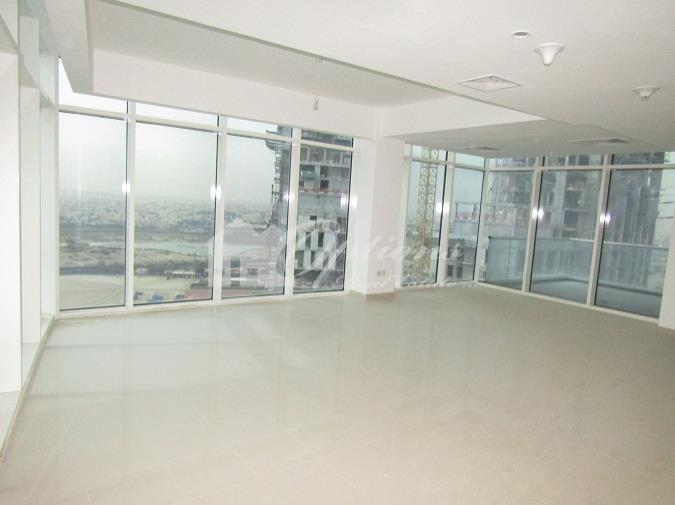 Two Bedroom Duplex Apartment In West Wharf Tower