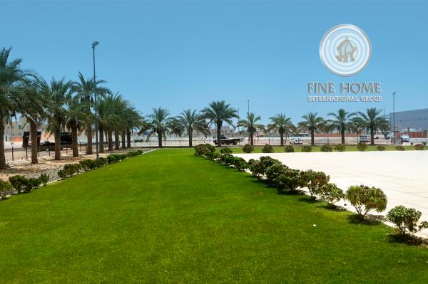 Villa In Marina Royal Compound _ Abu Dhabi (V_439)