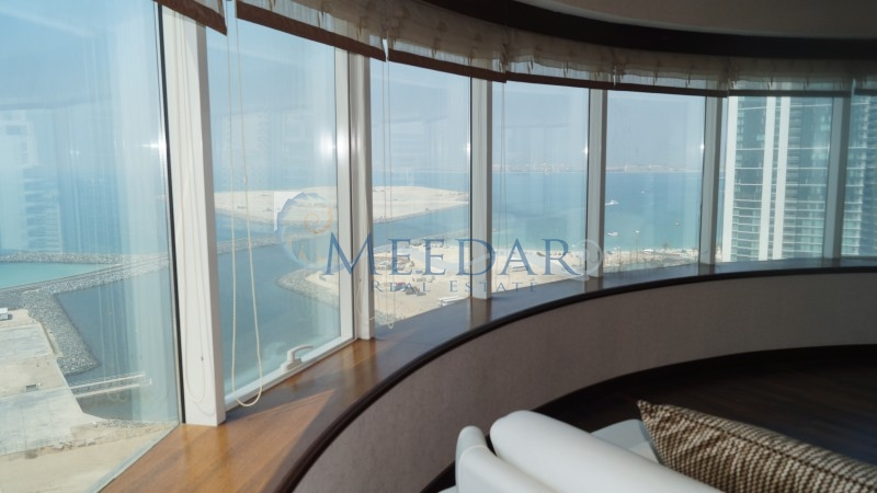 4br Apartment In Kg Tower Dubai Marina With Full Sea View