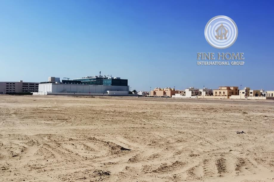 Commercial Land In Mohammad Bin Zayed City(L_1152)