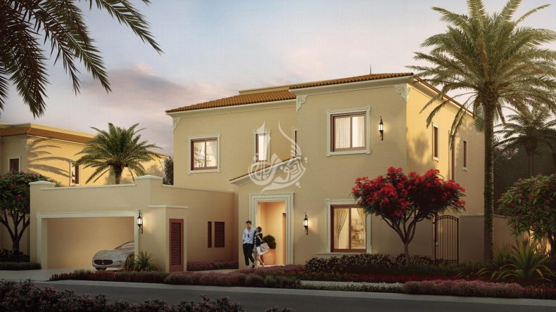 Large Villa with Maids in Villanova La Quinta Dubai