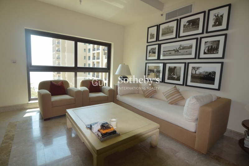 Fully Furnished-Full Sea View-Vacant