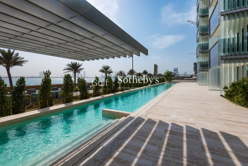 3 Bedroom With Maids Room At The Gold Crest Views 2, Jlt Er R 15494