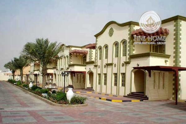 6 Villas Compound In Khalifa City,co_465