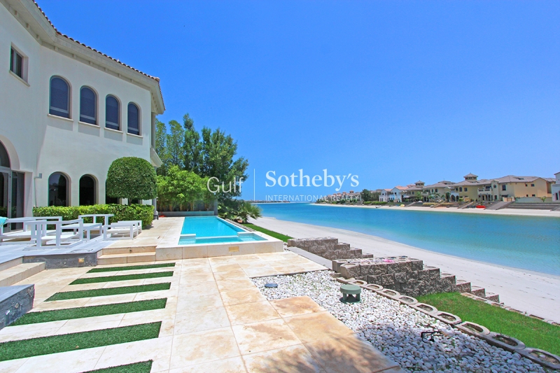 Upgraded Signature Villa In Palm Jumeirah
