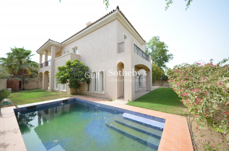 Rare 5 Bedroom Mirador Villa, Huge Plot, Private Garden And Maids Room, Available Now 6.4 Million Er S 5619