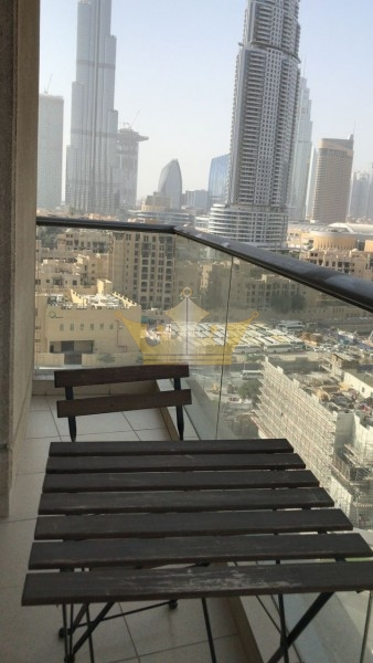 2Bedrooms with Burj Khalifa View in Downtown
