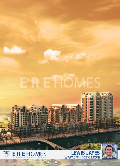 Canal Residence European Building 2 Bedroom Apartment Er S 6992