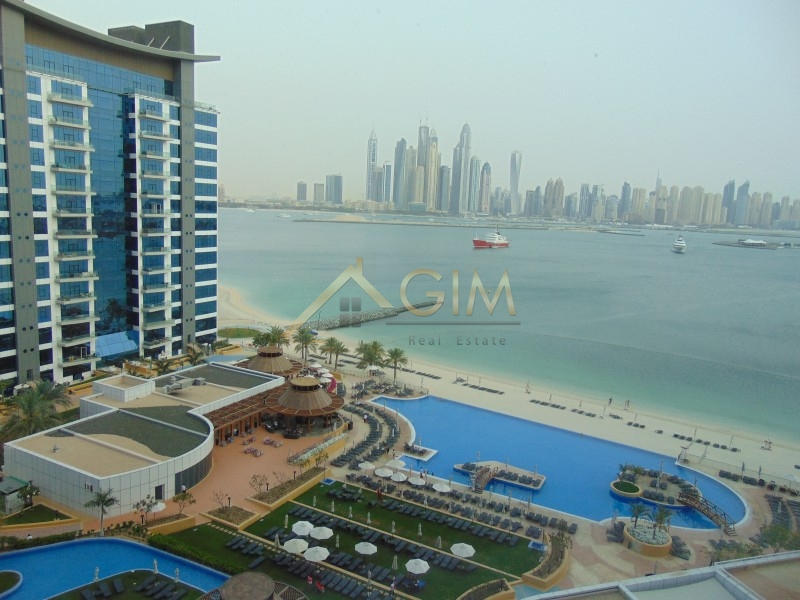 Fully Furnished 1br For Rent In Oceana, The Palm Jumeirah