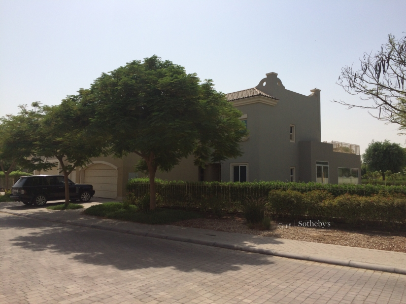 Meadows 4-Rented-Five Bed Villa