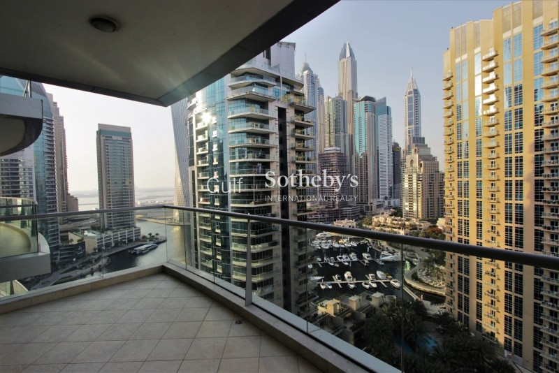 Spacious 2br Plus Maid With Fantastic View